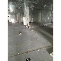 厂房,车库,找平层硬化混凝土地坪地面空鼓裂缝原因及处理方法