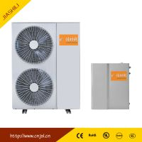 佳时利空气能地暖 中央空调 生活热水三联供