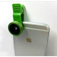 宏鑫二合一超广角微距手机附加摄像头