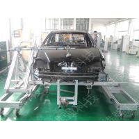吉利配套引擎盖性能和耐久试验开闭合实验设备下线雄强制造