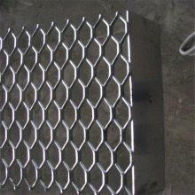 菱形网护栏 钢板拉伸网厂家 旺来钢板网规格重量