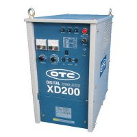 OTC晶闸管控制CO2/MAG气保焊机XD200