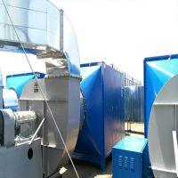 胶南橡胶废气处理,废气处理设备调试安装流程。