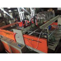 DFHQ450×2热封热切高速制袋机(双道) 永邦(幸福)机械厂
