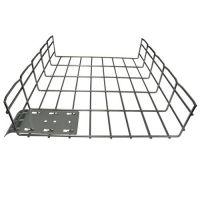 供应优质卡博菲样式网格桥架,不锈钢桥架,铝合金走线架