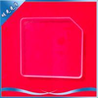 加工定做 耐高温灯具高硼硅玻璃 工艺高硼硅耐热玻璃