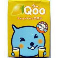 香港进口 酷儿 维他命B芒果汁饮品200mlX24盒/箱 进口饮料批发