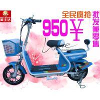 天津美士达电动车自行车厂家直销 可酷二代电动车 上市公司招商