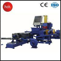 南京广塑GS-120 PP/PE 填充母料造粒机 分散效果好,自动化程度高,产量高