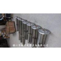加工定制不锈钢电热管(图)_380V锅炉电热管_电热管