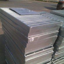 旺来压焊钢格栅板 镀锌钢格栅板规格 电缆沟盖板