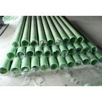 玻璃钢电缆管,以玻璃纤维为增强材料,强度高