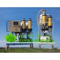 VP系列真空油液净化机 VP100-380-03-Z-S真空油液净化机