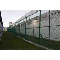 镀锌丝防护围栏@监狱防护网厂家@监狱围栏价格【千恩】