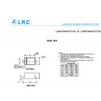 LRC肖特基LBAT54XV2T1G