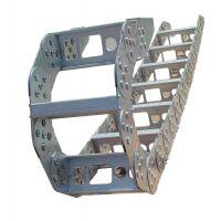 TL80穿线钢铝不锈钢拖链