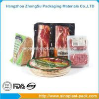 Customized Plastic Film Food Product Packaging