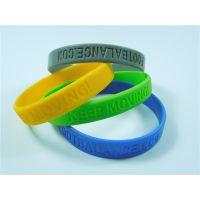 硅胶手环,儿童手环,厂家热销夏季运动手环,NIKE手环定制加工