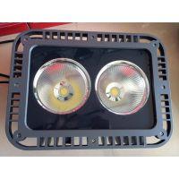 大功率LED投光灯100W聚光灯 200WCOB投射灯投射距离50-100米