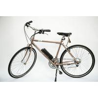 飞锂/FLIVE新款电动车 锂电池自行车单车 珞钼钢车架 桑顿36V16速助力车 包邮 锐逸