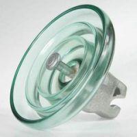 专业生产钢化玻璃绝缘子LXP-160 LXP-120