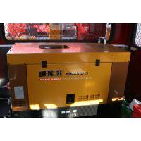 日本久保田HW320DS柴油静音单把、双把发电电焊两用机销售及售后