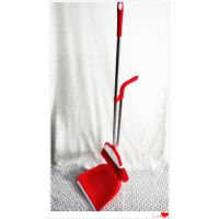 组合套扫时尚扫把簸箕套装软毛扫帚畚斗