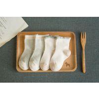 彩棉婴童袜(0-2岁)