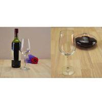 原简新款高杯1个水晶玻璃红酒杯套装高脚杯 酒店用品