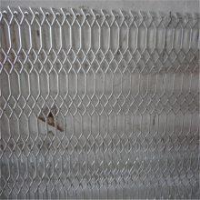 旺来菱型铁板网 空气滤芯网 钢板网片