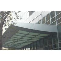 国景专业定制走廊过道铝单板 室外门头铝单板雨棚