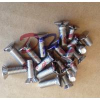 东鸿盛304一字槽沉头螺丝 GB68不锈钢一字头螺丝 佛山螺丝厂家