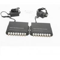 盛泰恒安1-32路视频光端机光纤监控模拟数字视频光端机单多模单纤