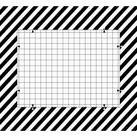 广角远摄变焦镜头图像桶枕形畸变Lens distortion测试卡chart