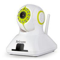 供应远程监控插卡无线网络摄像头