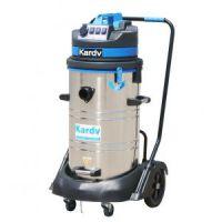 电子厂车间保洁用什么 凯德威DL-3078S工业吸尘器