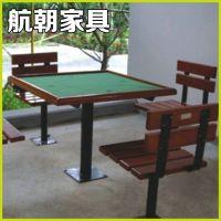 厂家供应 户外套椅 庭院实木桌椅套装 户外休闲实木家具