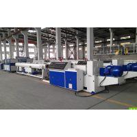 PVC(Φ50-Φ160mm)管材挤出生产线/塑料机械设备 PVC排水管挤出机