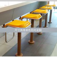 南宁市玻璃钢吧凳批发 向上专业生产餐桌椅