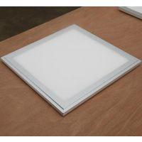 强壮供应LED面板灯 LED超薄面板筒灯 走廊圆形面板灯厨卫灯商场平板灯