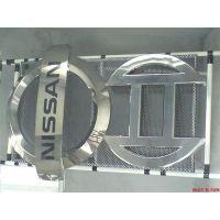 广州专业制作三维汽车车标、金属车标、深圳公司标牌不锈钢标识订做