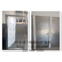 射线防护门厂家-济南建宇。教您辨别X射线防护门哪家好?