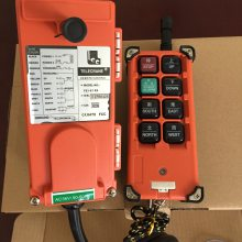 单钩、单速电动葫芦或葫芦双速式行车用F21-E1遥控器,亚重牌