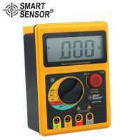 希玛AR4105A接地电阻测试仪 电压测量仪 数字显示电阻测量仪