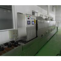 济南杂粮微波熟化、越弘专业烘培、杂粮微波熟化设备