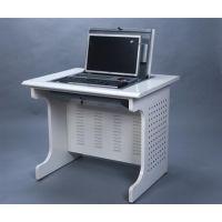 显示器翻转桌、广州博奥、机房显示器翻转桌
