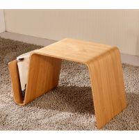 弯曲木平板电脑桌,曲木桌椅,广东龙魁弯曲木厂家供应