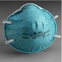 正品3M 1860 N95级标准 防飞沫流感医用防护口罩 广州供应