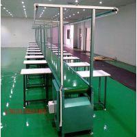 禾太供应流水线 皮带生产线 装配输送线 独立工作流水线