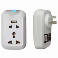 Smart Plug无线智能家居 wifi增强 手机远程线控 码礼品外贸